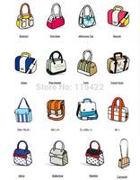 2014 hot sale women and men 3d cartoon bag gismo 3d shoulder 50pcs/lot carry in space messenger bag free shipping DHL/UPS/Fedex