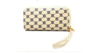 free shipping!hot sale famous brand high qaulity PU Leather Wallets Ladies' Purses two coin wallet