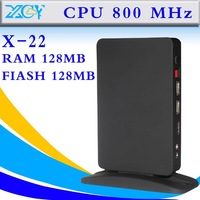 Android Ncomputing cloud computer mini pc android XCY X-22 ARM 9 support Android OS 2.3 5V/2A  power adapter