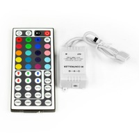 5050 RGB LED Light Strip  44 Key IR Remote Controller Changeable Colour Free shipping