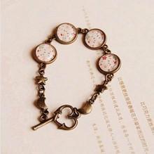 gemstone bracelet promotion