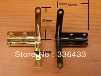 Wooden box support hinge jin medium 31 * 33MM Hinge