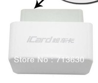 launch Icard OBDII/EOBD scanner code reader support Android OS bluetooth and wifi with free shipping