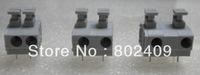 50pcs/lot 2PDG235 5.0 mm Pitch PCB Spring Terminal Block connector 250V/10A, Free shipping