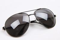 men and women fashion metal glasses Wholesale men  sunglasses New Female men sun glasses 344