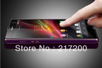 Xperia Z L36h Screen Protector  Tempered Glass Screen Protector For SONY Xperia Z L36h