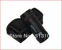 free shipping Mini 6 x 18 Spotting Scope Monocular Telescope High quality telescope eyepiece pocket-size