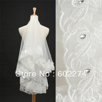 Rhinestone bride formal accessories bridal veil wedding accessories