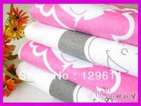 free shipping 100% cotton terry towel  blanket towel cartoon multi-purpose towel bath towel novelty households