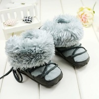New arrived 2014 winter beige cartoon claw warm baby snow boots lovely paws boy toddler shoes kids high quality boots E107