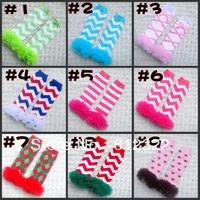freeshipping Wholesale 10pc/lot baby lace leg warmers fashion chiffon ruffle baby legging warmer