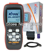 PS150 xtool Oil service Reset Tool OBDII car diagnostic Scanner with free shipping