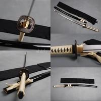 Japanese Katana Damascus Folded Steel Warrior Sword Handmade Full Tang 147
