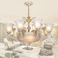 Jade modern brief living room pendant light fashion restaurant lamp rustic bedroom lights lighting