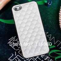 High quality Retail packaging New Arrival CC Logo Case For Apple iPhone 5 5g 5s mobile phone New Fashion Hard back case