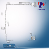 Door with lock,YD267