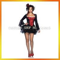 Womens Sassy Victorian Sexy Vampire Costumes  AEWC-9424