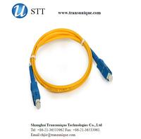 Singlemode Simplex SC/UPC-SC/UPC Fiber Optic Patch Cord for Ftth