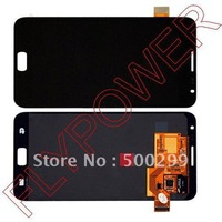 For Samsung Galaxy Note N7000 i9220 LCD with touch screen Assembly by free DHL, UPS or EMS; 100% original; 5pcs/lot