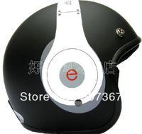 EVO headphones grind arenaceous black motorcycle helmet BanKui electric helmet brim