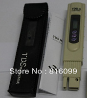 2pcs/lot Digital TDS Meter Tester Filter Water Quality Purity tester