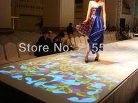 floor interactive projection system / best price interactive flooring / 3d display advertising / advertising projector