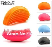 Free Shipping Princess Kate Favorite Tangle Teezer Portable Anti-Static Comb Hair Styling Massage Shun Fat 12 pcs/lot Mix Color