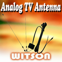 WITSON Hot selling  TV Antenna for Car Analog