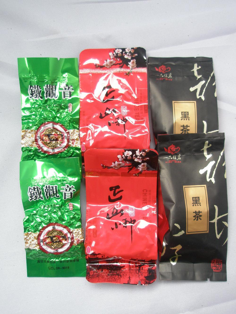 Китайский чай из пакетиков