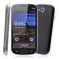 2013 Smart phone I9082 SC6820 4.0'' Capacitive Screen Android 4.0 bluetooth Dual Sim unlocked cell phone Free shipping