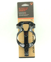 2013 for BONTRAGER RXL lightweight carbon fiber  mountain bike water bottle cage black