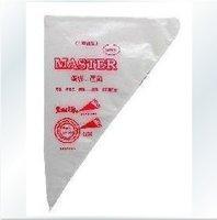 New 100pcs Plastic Pastry Bags Cake Decorating Bags Medium