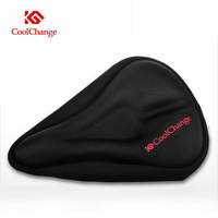 Outdoor sports bicycle ride silica gel thickening seat cover mountain bike 3d cushion
