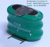 3 / V150H varta battery 3.6 V / 140 mah 3 pin (three feet)