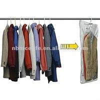 Small hook vacuum compressed bag, tied to receive bag, vacuum bag compression hook NBG-VUB107