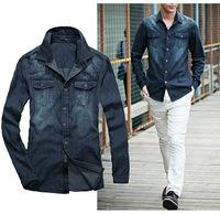 170 New Men's Luxury Casual Slim Fit Stylish Long sleeves Dress Shirts 100% Cotton