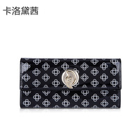 Wallet Women Coraldaisy   Wallets   Print   Purse  Tops Women New 2013 Money Clip Genuine Leather