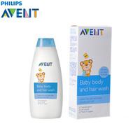 Avent baby shampoo baby bath shower gel shampoo original scf51340 400ml