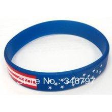 popular silicone bracelet usb
