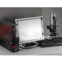 YUAN 2.0 Million Pixels USB2.0 Microscope With(7x 200x)