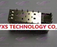 SFP fiber optic connector Right Angle SFP1 * 1 cage Single-port SFP Socket