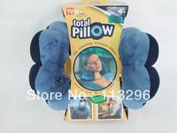 total pillow 50pcs as seen on tv plum flower pillow Fedex free shipping