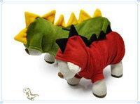 Free shipping Dog dress pet dinosaur transfiguration winter clothes dog clothes cat clothes