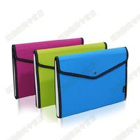 Orgnan a4 bag service pack storage bag file bag briefcase bag storage