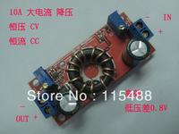 DC-DC Solar Charger Constant Voltage Constant Current Module 4-32V to 1.2-32V 10A Adjustable Buck Converter LED Driver