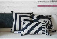 Wholesale! 3PCS The Nordic nation wind Linen cushion pillow cover pillow cushions sofa Car  cushions Linen pillow cushion cover