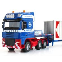 popular heavy transport truck