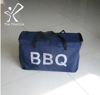 2013 Free Shipping  Easy Carry Barbecue Stove  Buggy Bag Barbecue tools