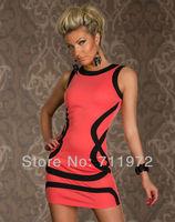 2013 Women Sexy Dress Lady Fashion Dresses Causal Style Dresses 1pcs free shipping