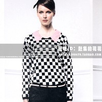 2013 autumn and winter women mikibana m33tp1536 sweater